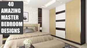 Full Bedroom Interior Design 40 Amazing Master Bedroom Designs Interiors Bonito Designs