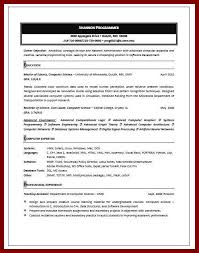 Fresh Resume For First Job Examples High School Student Resume