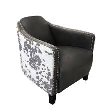 nitro accent chair angled
