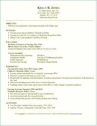 Examples Of Nurse Resumes Mesmerizing Nursing Resume Canada Resume Sample For Nursing Students Resume