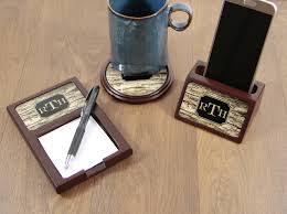 personalized desk accessories gift
