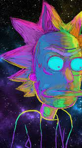 Rick and Morty Trippy Wallpapers on ...
