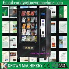Renting Vending Machines Magnificent Snack Vending Machine Book Rental Vending Machines Buy Book