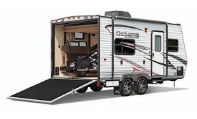 Small Picture Toy Hauler Travel Trailers Top 8 Brands 42 Models Best Travel