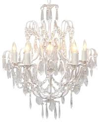 white chandeliers white wrought iron crystal chandelier traditional chandeliers zkhmaxk