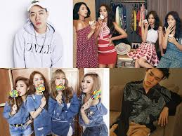 6th Gaon Chart Music Awards 2017 Bewhy Sistar Mamamoo And More Set To Appear At 6th Gaon