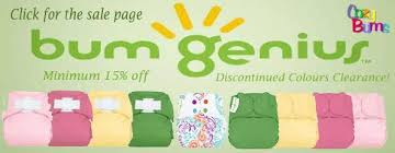 Discontinued Bumgenius Colours Clearance Sale Available