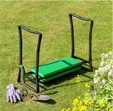 for storage garden kneeler seat