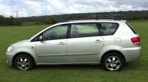 2002 Toyota Avensis Verso 7 Seater Petrol - YouTube