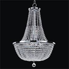 crystal empire chandelier synergy 630ad19sp 7c