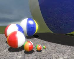 beach ball on beach. Dlaor\u0027s Beach Ball Pack! For Garry\u0027s Mod Image 2 On A