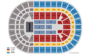 Chicago United Center Concert Seating Chart United Center Chicago Il Platinum Vip Tickets