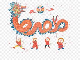 Liong naga barongsai dragon dance chinese new year at jogja car free day dengan aksi naga liong dance, ternyata nonton. Budaya Tionghoa Tarian Naga Barongsai Gambar Png