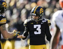 Iowa Football Depth Chart Monday Keith Duncan Earns Third