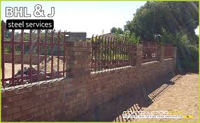 Small Picture Palisade fencing in Polokwane Contractorfindcoza