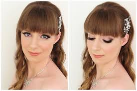joyce bridal wedding hair makeup artist