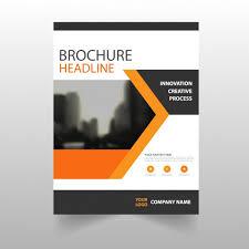 Brochure Template Design Free Brochure Template Design Vector Free Download