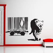 banksy wall stickers urban graffiti style wall decal transfers on banksy wall art sticker with 33 banksy wall decals wall decals uk banksy2 mcnettimages