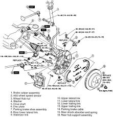 similiar mazda miata front suspension schematic keywords 1999 mazda protege engine swap 1999 image about wiring diagram