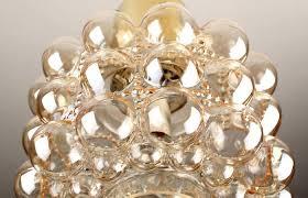 kitchen decoration medium size outdoor gl bubble chandelier diy cascading by solaria pendant light wine