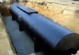 Тушение пожаров на нефтехимических объектах подземный резервуар