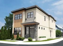zero lot line house plans seven stylish energy efficient floor post