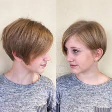 short pixie haircuts for round faces