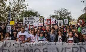 La lucha de las familias a un año de la masacre de Monte: justicia hasta el  final – Andar