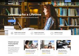 Free Web Templates For Employee Management System Best Premium Responsive Learning Management System Themes