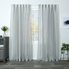 sheer grey curtains ash sheer pencil pleat curtain sheer grey curtains ikea
