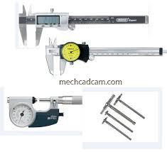 Type of measuring tools Gauges What Is The Linear Measurement And Types Of Linear Measuring Instruments Mechcadcamcom What Is The Linear Measurement And Types Of Linear Measuring