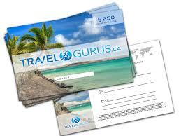travel gurus travel vouchers