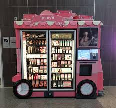 Benefit Vending Machine