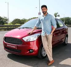 ambassador car new releaseFarhan Akhtar to be the brand ambassador for Fords upcoming car