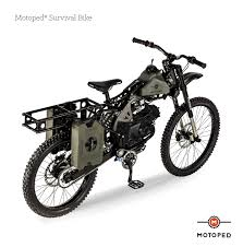 motoped survival bike 1 bikes pinterest survival and 4x4