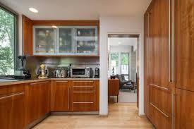 Danish Modern Kitchen Cabinets Fair Wood Mid Century Modern Kitchen Cabinets