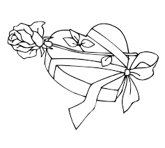 Small Picture Rose Coloring Pages and Book UniqueColoringPages Happy Rose
