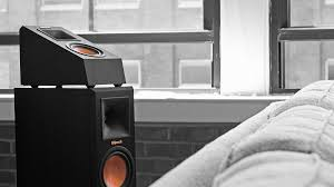 reference premiere dolby amos series speakers klipsch klipsch reference premiere bookshelf speakers atmos