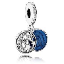 pandora vintage night sky pendant charm 791993cz pandora charms from gift and wrap uk