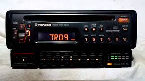 vintage pioneer deh 215 am fm cd player car stereo w bp 880 eq vintage pioneer deh 215 am fm cd player car stereo w bp 880 eq