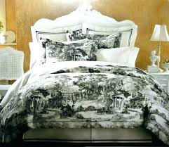 comforter set black bedding sets coverlet blue toile navy duvet cover sherry home country man