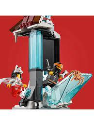 LEGO 70678 Ninjago Ice Castle Of The Forsaken Emperor Kids Building Toy  Playset LEGO Baukästen & Sets