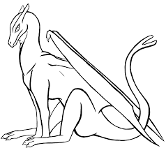 template of a dragon pern dragon template by venusrain on deviantart