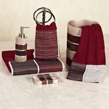Maroon Bathroom Accessories Burgundy Bathroom Accessories Burgundy Bathroom Accessories Tsc