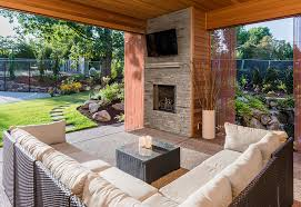 outdoor fire pits fireplaces other