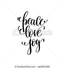 Peace Love Joy Quotes