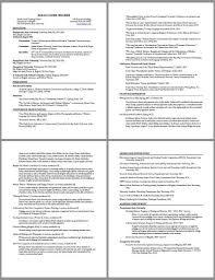How To Write A Cv [18 Professional Cv Templates / Examples]
