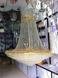 hanging crystal chandeliers