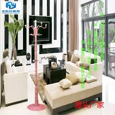 578 wrought iron coat rack hanger floor bedroom stylish minimalist living room european style clothes rack