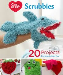 Red Heart Scrubby Pattern Gorgeous Red Heart Scrubbies EBook Red Heart